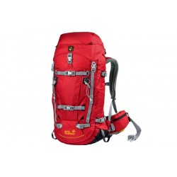 Jack Wolfskin Mountaineer 42 F Rouge