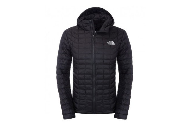 The North Face Thermoball Hoodie TNF Black