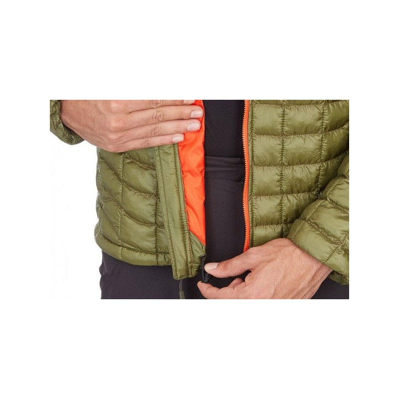 Hoodie The Spécialiste Green La De Gi Thermoball North Face Bewak axndaw