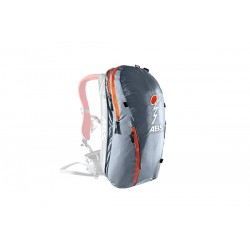 ABS Vario Zip-On 18 L Ultra light Silver/Orange