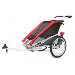 Thule Cougar Rouge - 2 places