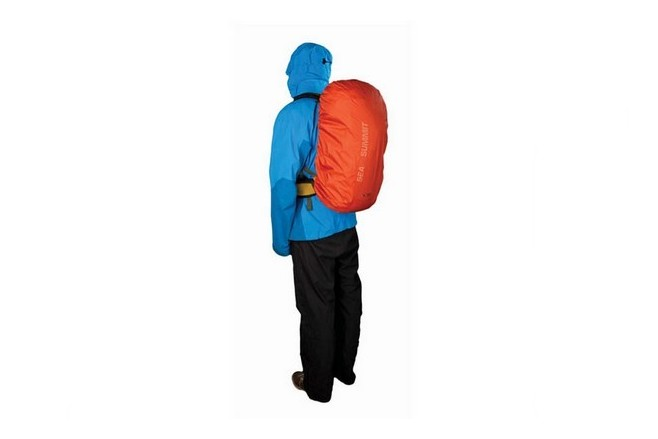 Sea To Summit Waterproof Pack Cover XXS Red
