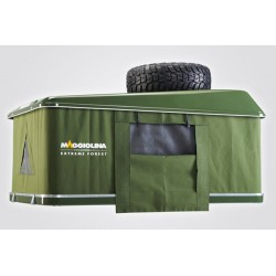Maggiolina roof tents, Tent on car roof (2) - Bewak