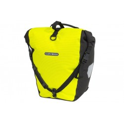 Ortlieb Back-Roller High Visibility Jaunes (paire)