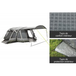 Outwell Concorde 5SATC Pack Deal (2017)