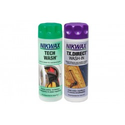 Nikwax Pack Twin