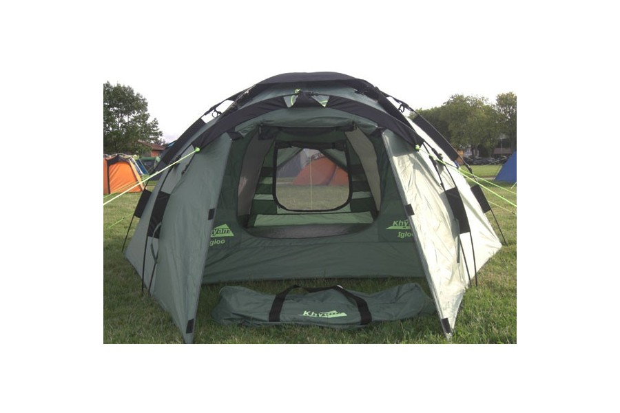 Display all pictures  sc 1 st  Bewak & Khyam Igloo - Bewak is specialised in camping tents hiking ...