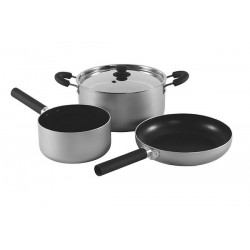 Outwell Cuisine Cook Set Grey L