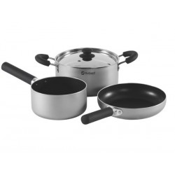 Outwell Cuisine Cook Set Grey M
