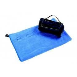 Outwell Terry Pack Towel S Blue