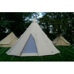 Tente tipi CanvasCamp Tipi 600 Ultimate
