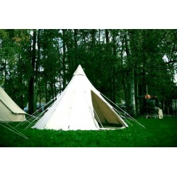 Tente tipi CanvasCamp Tipi 400 Ultimate