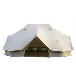 Tente tipi CanvasCamp Sibley 600 Twin Ultimate