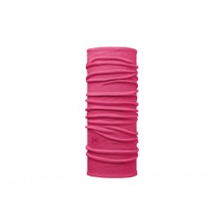 Buff Lightweight Merino Junior Solid Wild Pink