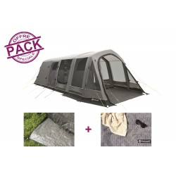 Outwell Belleville 5SA inflatable tent