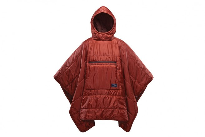 Thermarest Honcho Poncho Rust