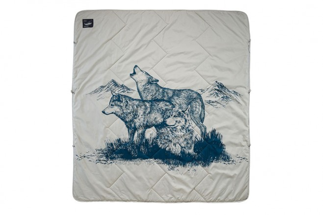 Thermarest Argo Wolfprint
