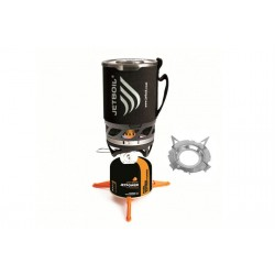 Jetboil Réchaud Micromo Carbon + Support