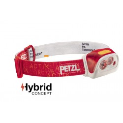 Petzl Actik Core Rouge