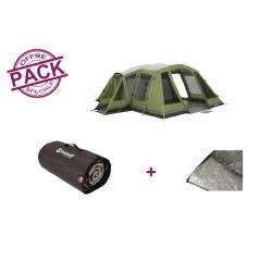 Tente gonflable Pack Outwell Montana 6AC