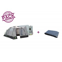 Pack Khyam Motordome Sleeper Plus 780