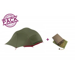 MSR Hubba Hubba NX Green Pack Deal
