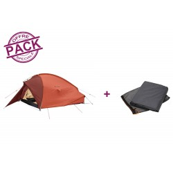 Vaude Taurus 3P Terracotta Red Pack Deal