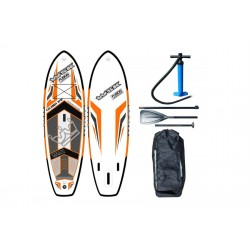 WSK SUP 10'6 Cruiser Fusion Double Peau