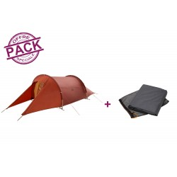 Pack Vaude Arco 2P Marron