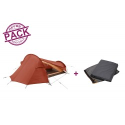 Pack Vaude Arco XT 3P Marron