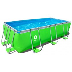 Piscine rectangulaire Passaat Verte Jilong