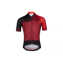 Maillot Vaude Pro Tricot III Carmine - Homme