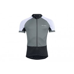Maillot Vaude Advanced FZ Tricot Pewter Grey - Homme
