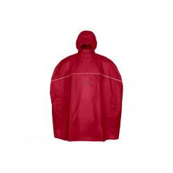 Poncho Vaude Grody Poncho Indian Rouge - Enfants