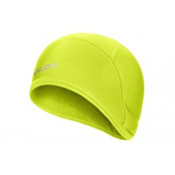 Bonnet Vaude Bike Warm Cap Bright Vert