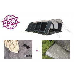 Pack tente + tapis Outwell Vermont 7PE