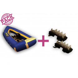 Pack Raquettes à neige + Crampons Small Foot Universal 2