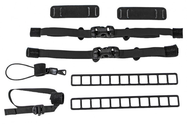 Ortlieb Attachment kit for Helmets