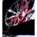 Snow chains for tourism cars