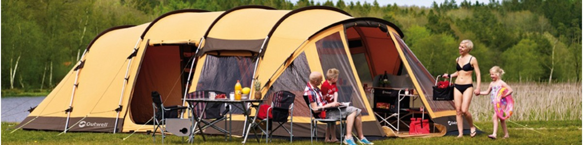 purchase camping tent on line sale family tents tunnel. Black Bedroom Furniture Sets. Home Design Ideas