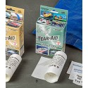 Tent reparation kits
