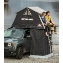 Overland roof tents