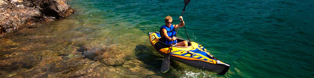 canoes kayak inflatable gonflable