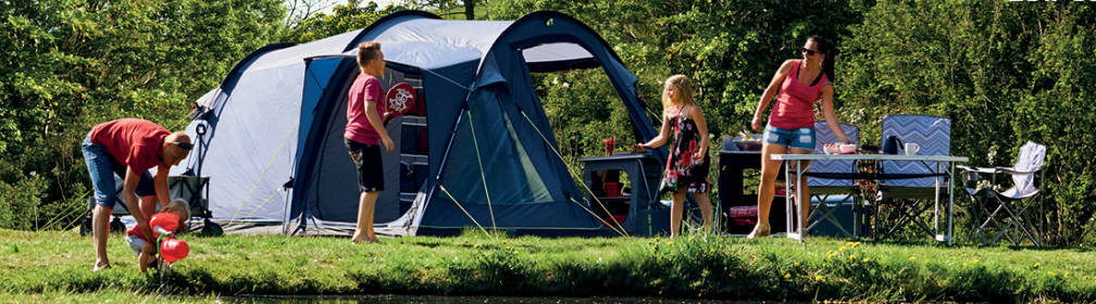 Tentes de camping Outwell