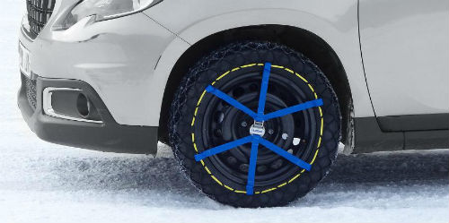 Chaines à neige Michelin Easy Grip Evolution