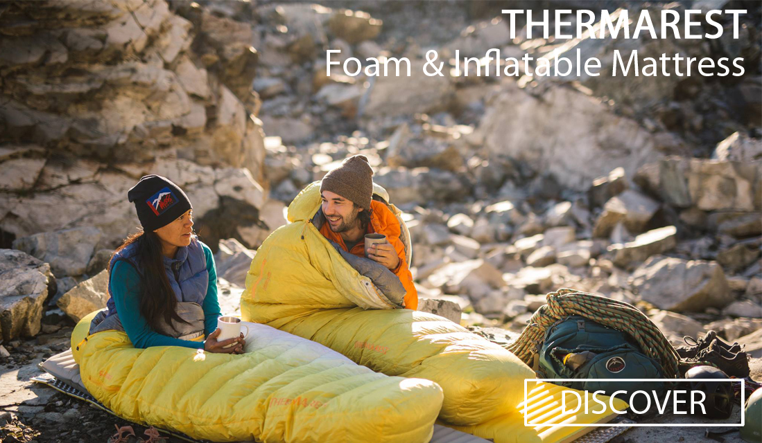 Thermarest - Foam & Inflatable Mattress