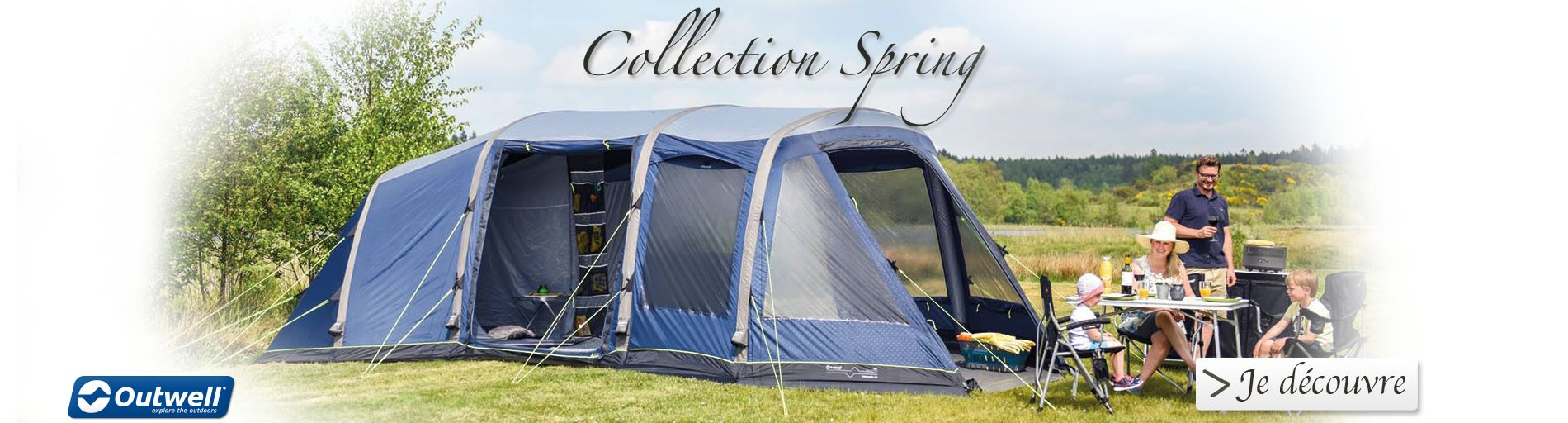 Collection Spring Outwell